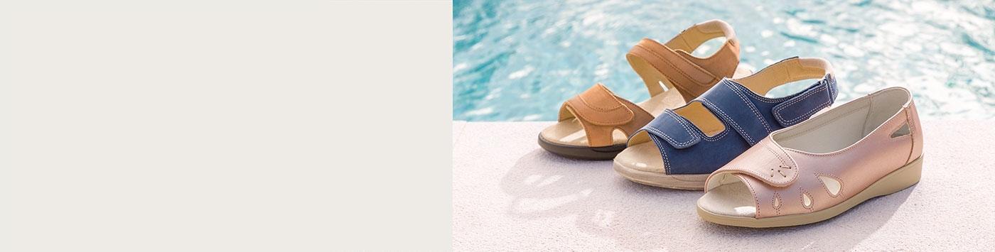 Extra Roomy Sandals