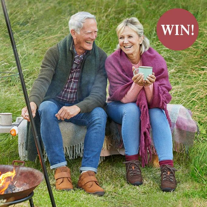 Win a pair of CosyTex™ footwear worth £145