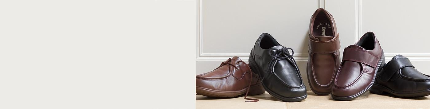 Complete your outfit with a classic shoe