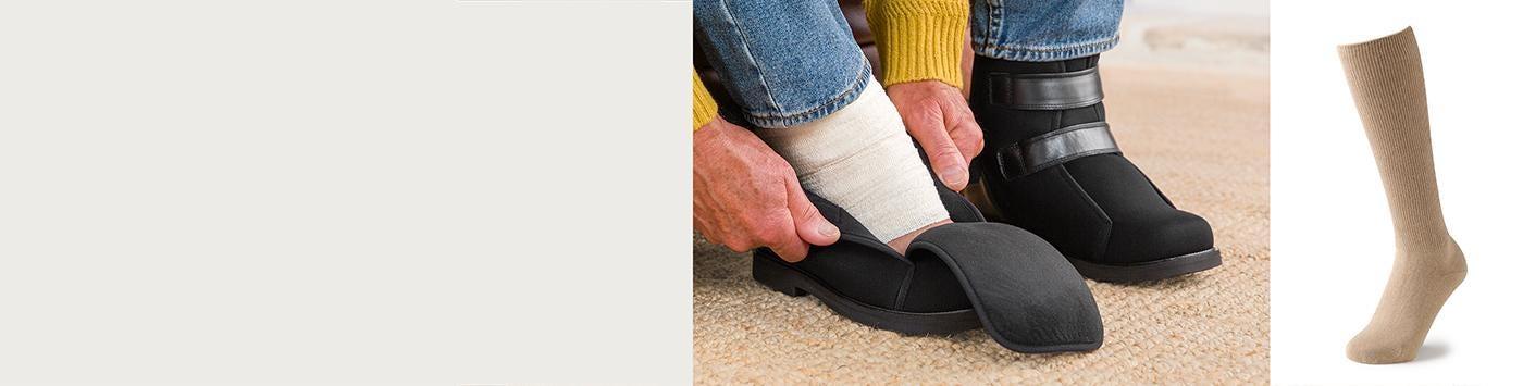 Patrick & Fuller Fitting Socks