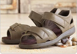 Extra Roomy Sandals