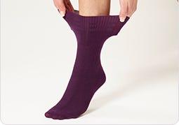 Extra Roomy Socks