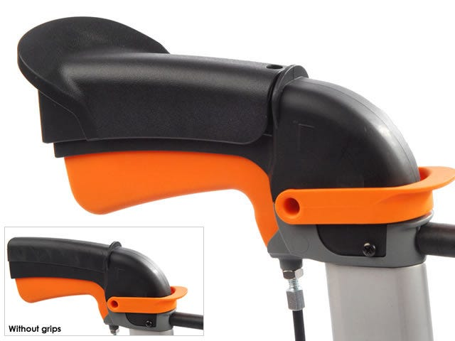 Image of Anatomic Handgrips for Volaris S7 Rollator
