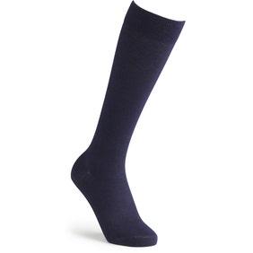 Extra Roomy Anti‑DVT Travel Socks
