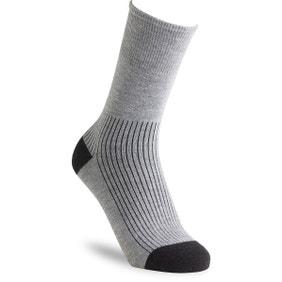 Extra Roomy Coolmax® Seam‑free Socks