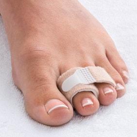 NatraCure® Cushioned Toe Wraps