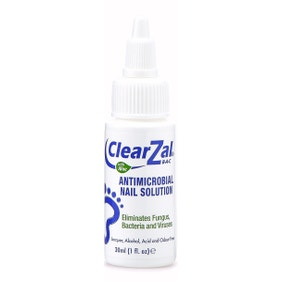 ClearZal® BAC Healing Power for Infected Nails