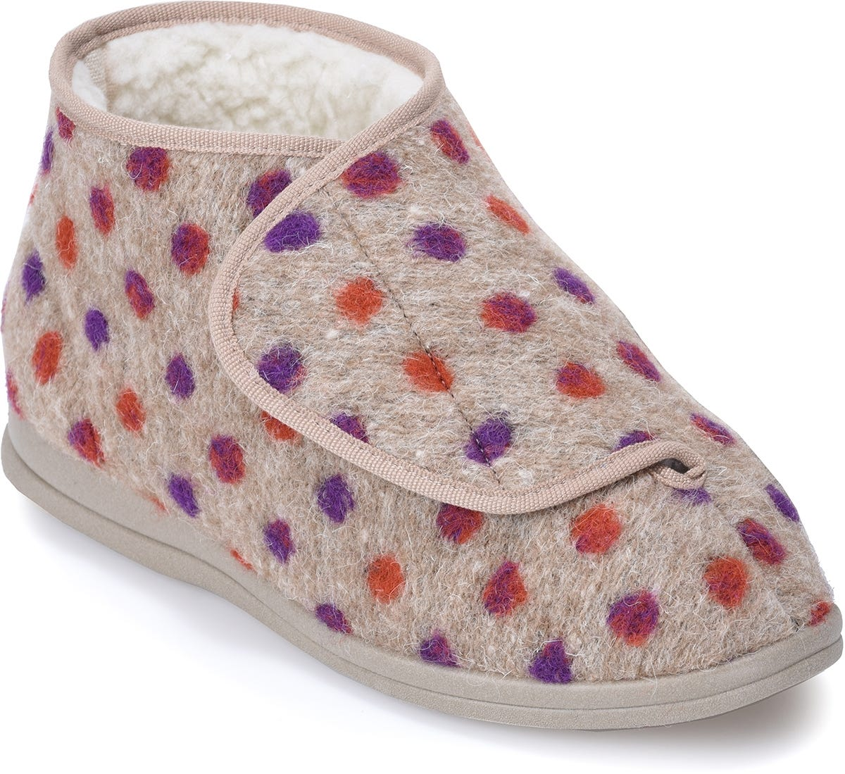 Cosyfeet Elise Warm-Lined Slipper