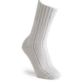 Extra Roomy Super‑soft Bed Socks