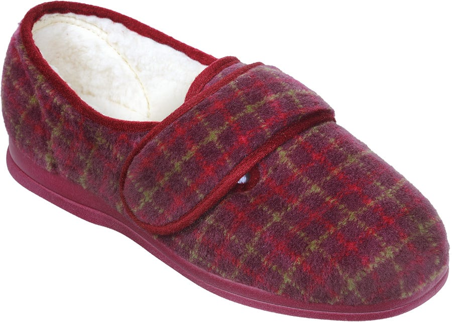 Image of Cosyfeet Holly Warm-Lined Slipper