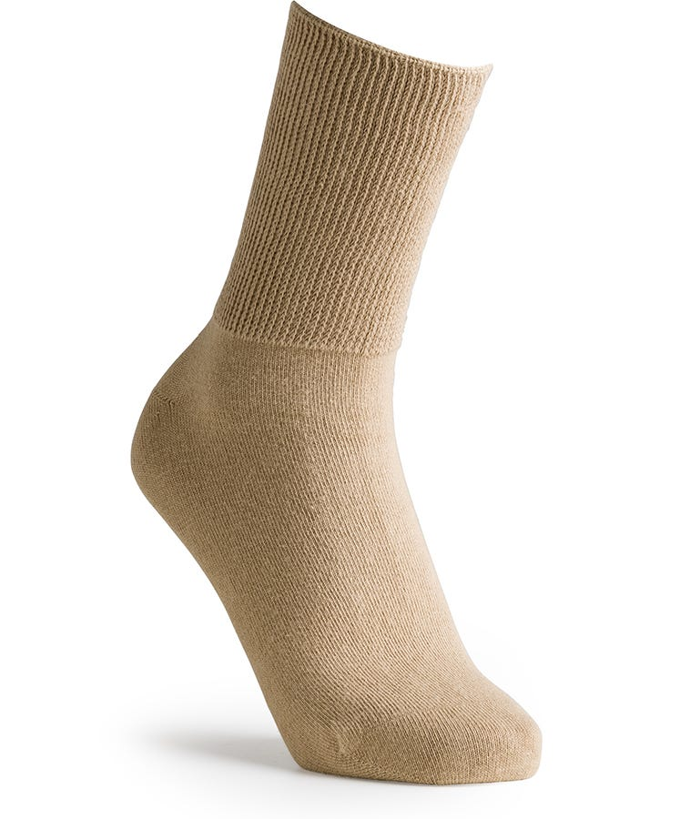 Fuller Fitting Socks