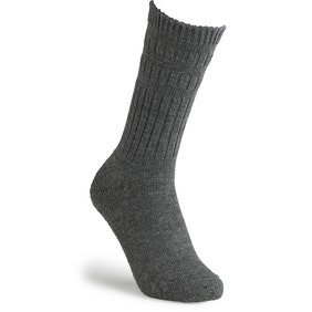 Extra Roomy Wool‑rich Softhold® Seam‑free Cushioned Sole Socks
