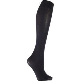 Extra Roomy Semi‑Opaque Knee Highs 40 Denier