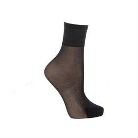 Extra Roomy Softhold® Premium Ankle Highs 15 Denier