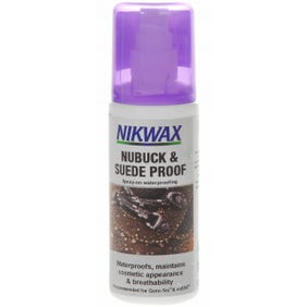 Nikwax Spray‑on Waterproofing for Nubuck and Suede