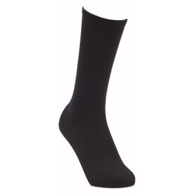Extra Roomy Cotton‑rich Mid‑weight Seam‑free Socks