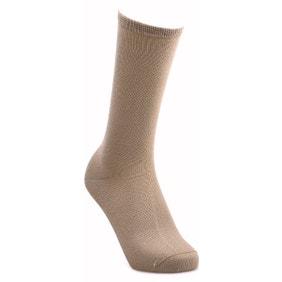Cotton‑rich Mid‑weight Seam‑free Socks