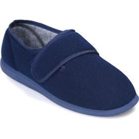 Richie Single Slipper Navy - Right Foot