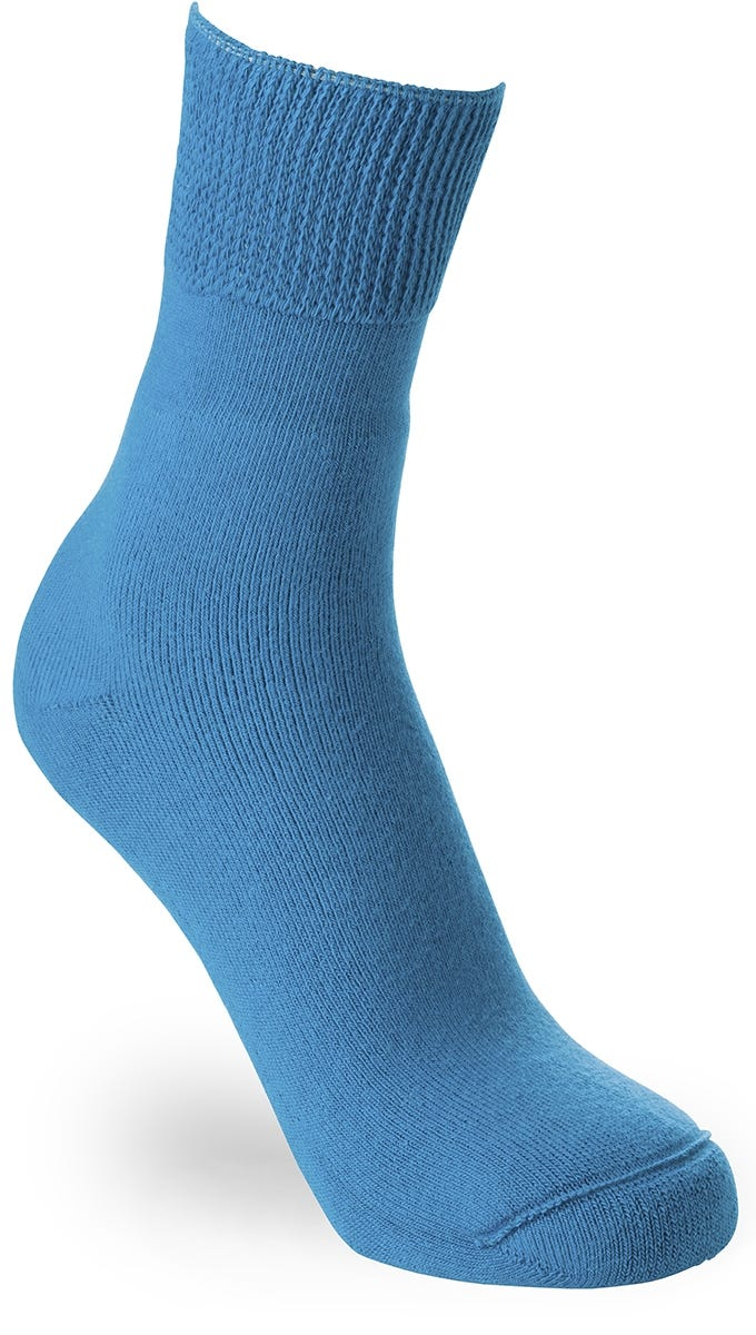 Terry Lined Comfort Socks
