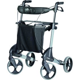 TOPRO Troja Classic Rollator with Back Support