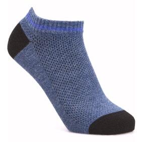 Coolmax® Seam‑free Trainer Socks