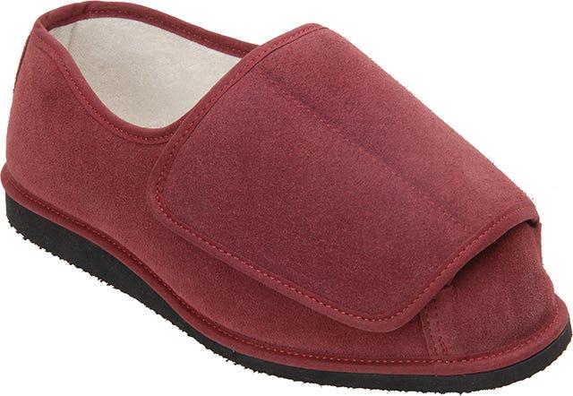 Women's Footwear Cosyfeet Rowan Suede Slipper