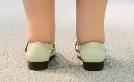 Daisy-Mae heel