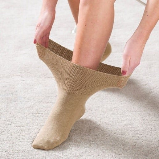 Fuller Fitting Sock