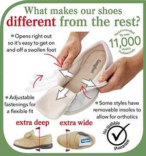 What makes our shoes different from the rest?