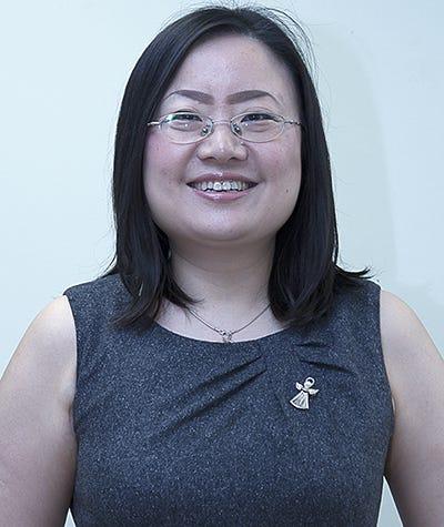 2017 Cosyfeet Podiatry Award winner Ying Peng