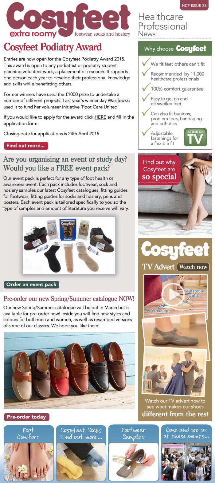 HCP Newsletter - Issue 38