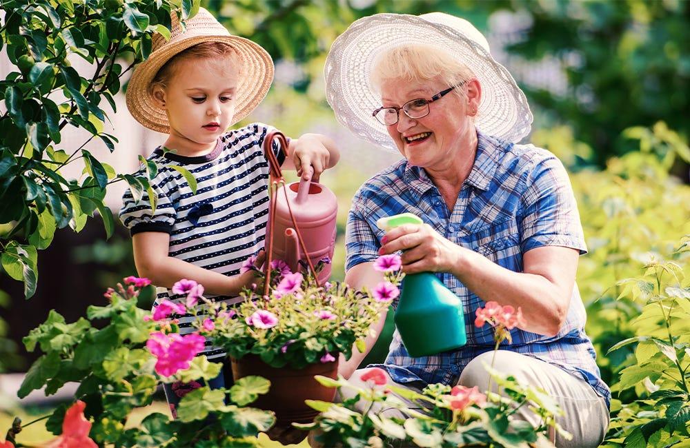 National Gardening Week