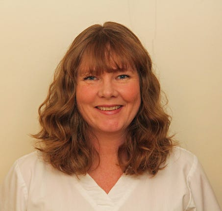 Podiatry Student Linda Scantlebury