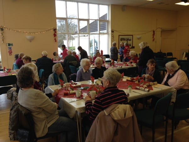Christmas spirit with Shipham Active Living