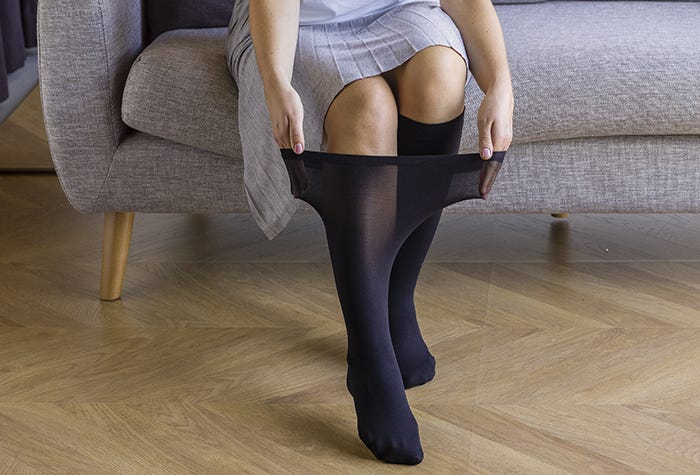 Ultra-roomy Knee Highs