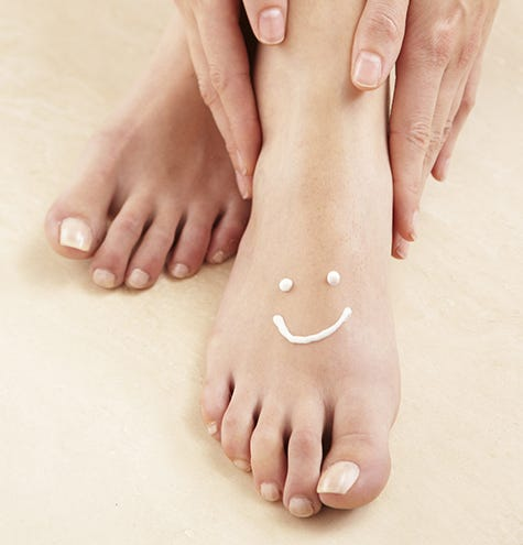 Look after your feet this summer