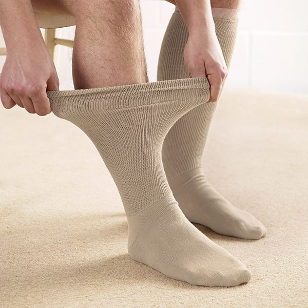 Fuller Fitting Long Sock