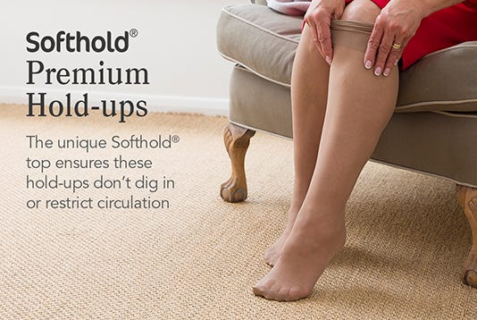 Softhold® Premium Hold‑ups