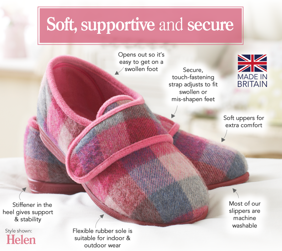 What makes our slippers special?