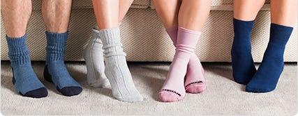 Socks Buying Guide
