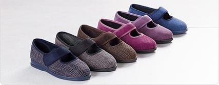 Women's Fabric Shoes Guide