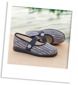 Women's Fabric Shoes