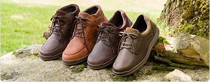 Men's Footwear Buying Guide