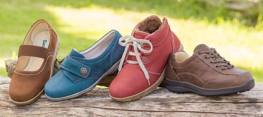 Healthy Footwear Guide Styles