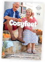 Cosyfeet Catalogue