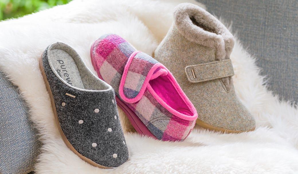 Diabetic-friendly footwear