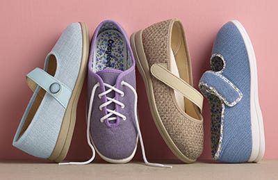 Fabric Shoes