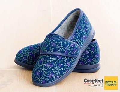 Holly slipper
