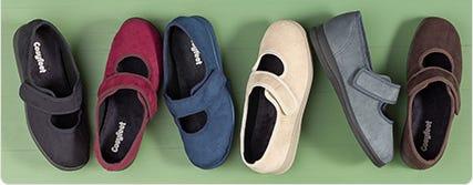 Women's Fabric Shoes Guide