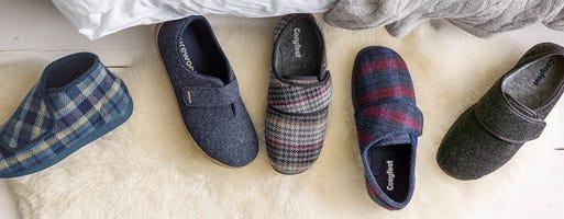 Men's Slippers Guide
